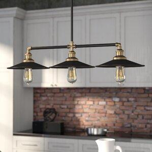 Dobson 3-Light Kitchen Island Light