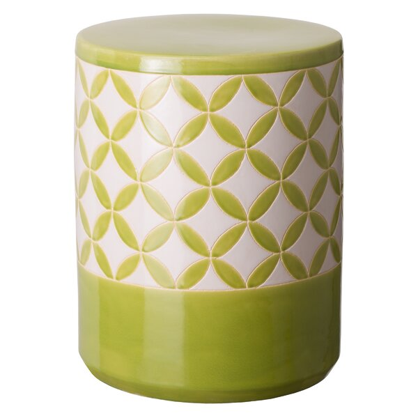Willesden Garden Stool by World Menagerie