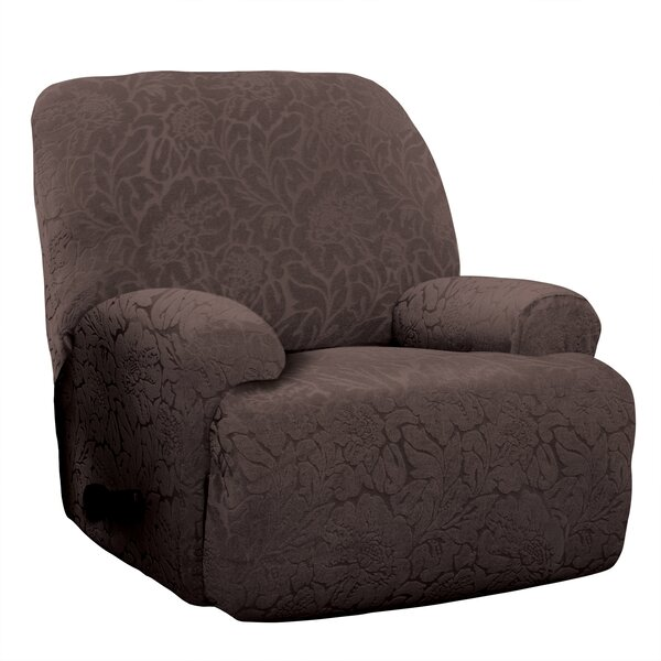 Box Cushion Recliner Slipcover by Red Barrel Studi