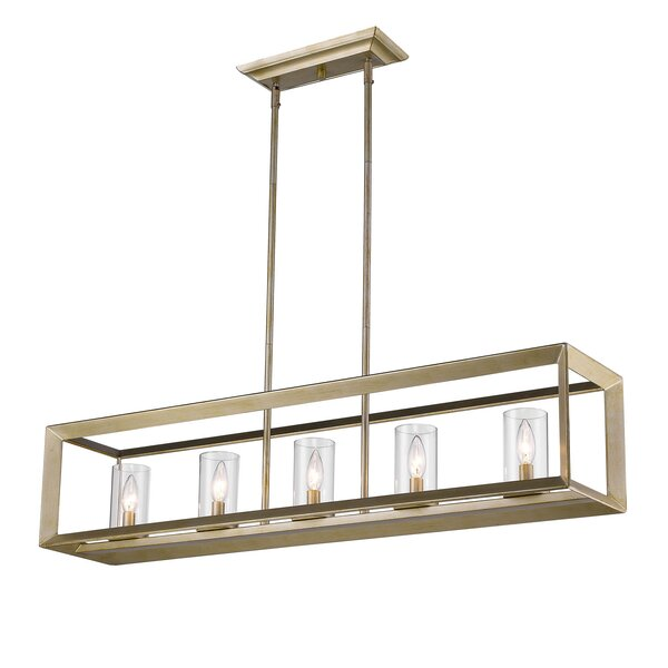 Thorne Modern 5-Light Kitchen Island Pendant by Th