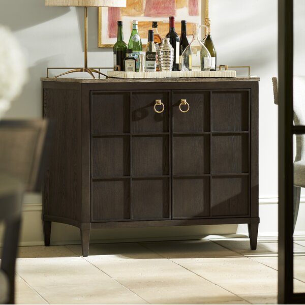 Garton Bar Cabinet by Everly Quinn Everly Quinn