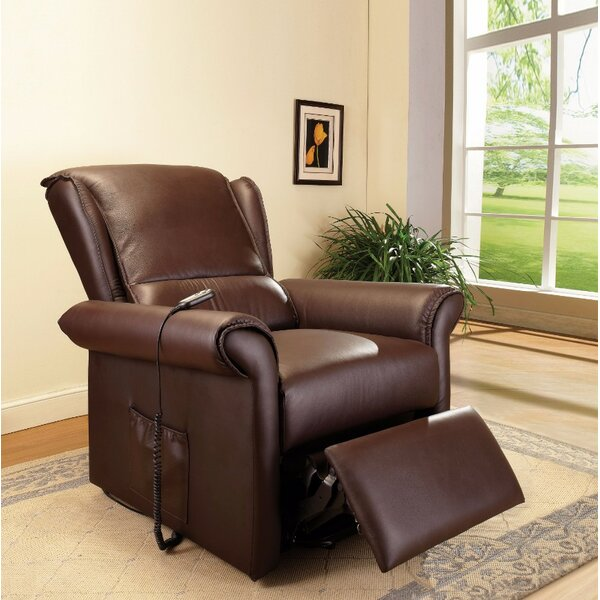 Tague Power Lift Assist Recliner by Red Barrel Studio