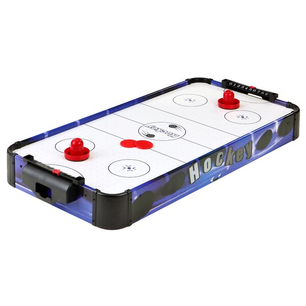 Blue Line 32 Portable Table Top Air Hockey by Hath