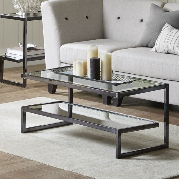 Boyd Coffee Table by Madison Park Signature