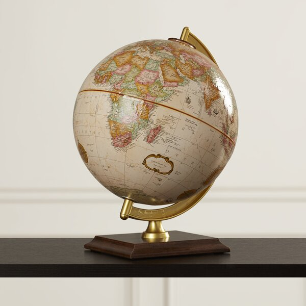 World Globe by Darby Home Co