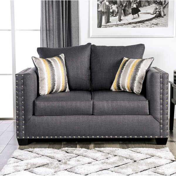 Jeremias Loveseat By Everly Quinn