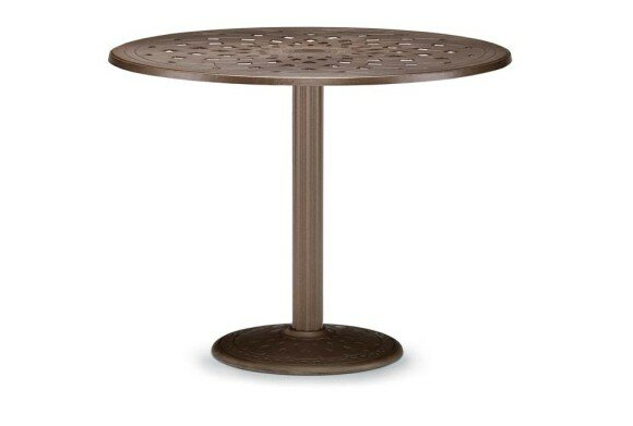 Cast 56 Round Bar Table by Telescope Casual