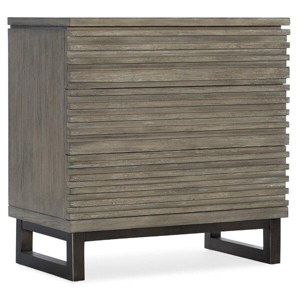 Annex 3 Drawer Nightstand by Hooker Furniture