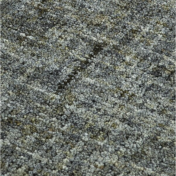 Gilboa Hand-Tufted Wool Carbon Area Rug by Latitude Run