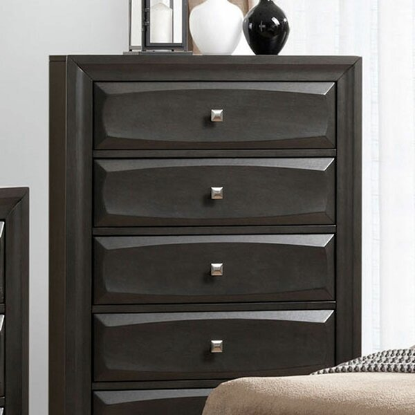 Mccafferty 5 Drawer Chest by Winston Porter