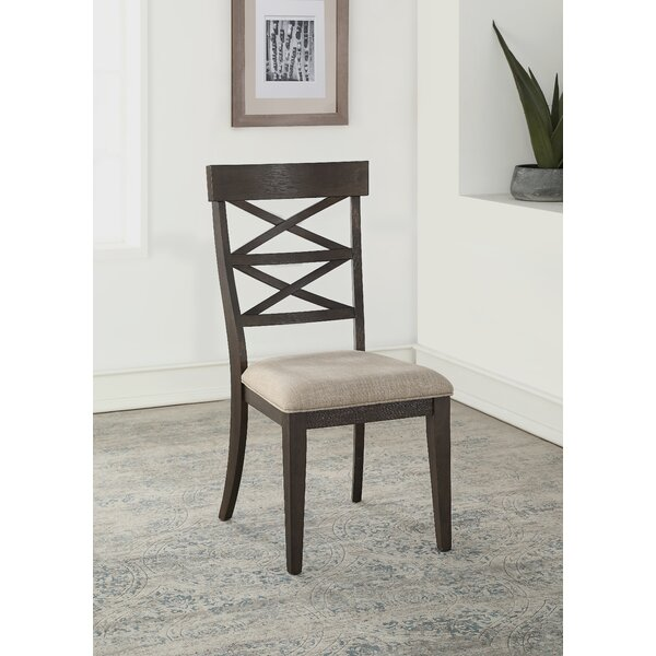 Cho Upholstered Dining Chair (Set of 2) by Gracie Oaks