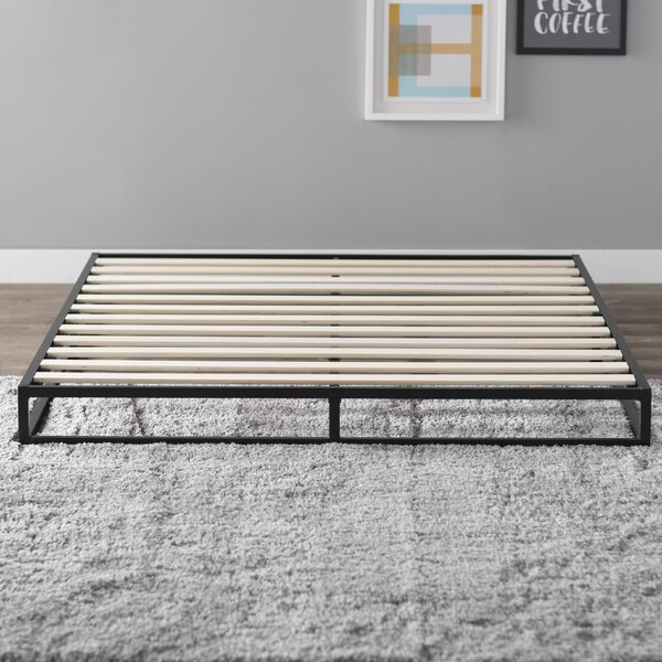 St. Germain Platform Bed by Latitude Run