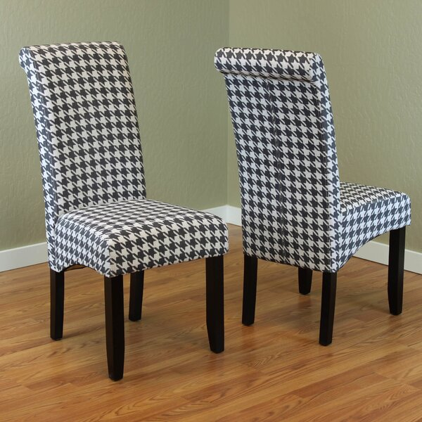Dimmick Parsons Chair (Set of 2) by Red Barrel Studio