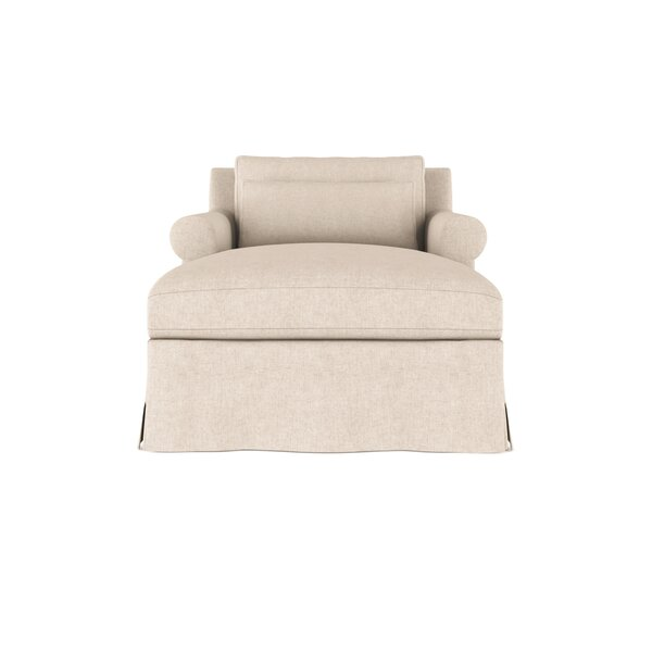 Autberry Velvet Chaise Lounge By Canora Grey