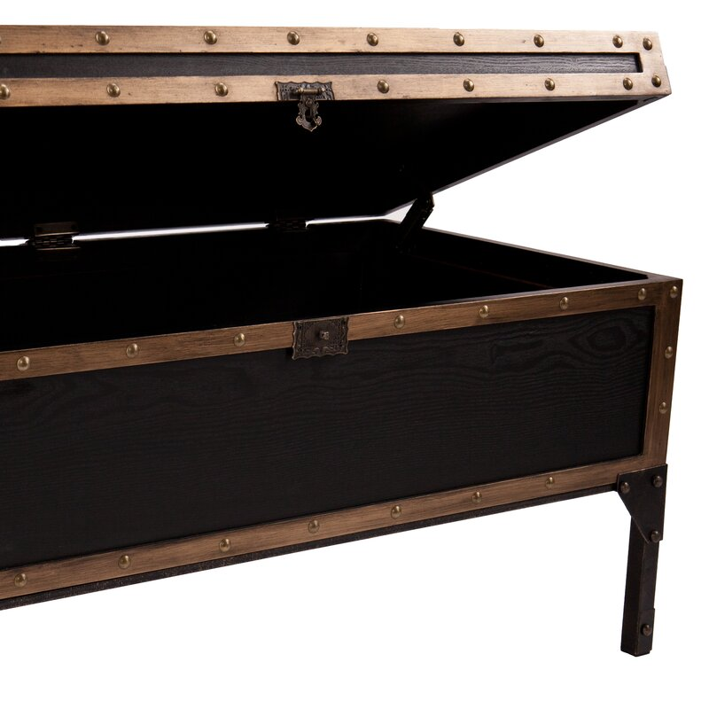 Charmant Radway Travel Coffee Table Trunk