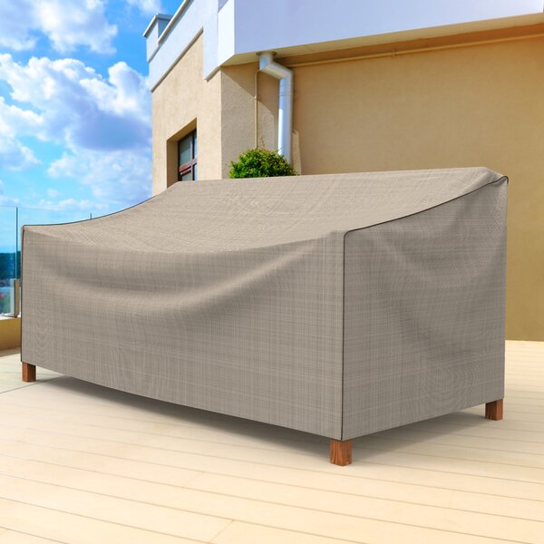 English Garden Outdoor Sofa Cover by Budge Industries