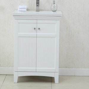 Perrone 24 Single Bathroom Vanity Set