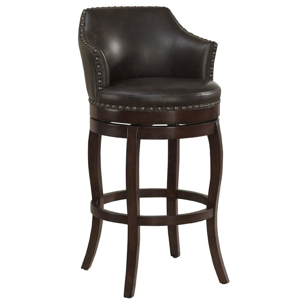 Bailey 30 Swivel Bar Stool by American Heritage