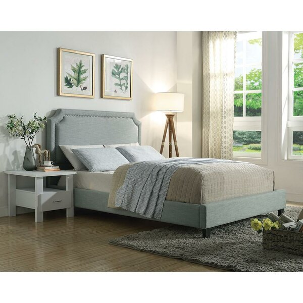 Fresh Huffaker Queen Upholstered Platform Bed By Alcott Hill Wonderful