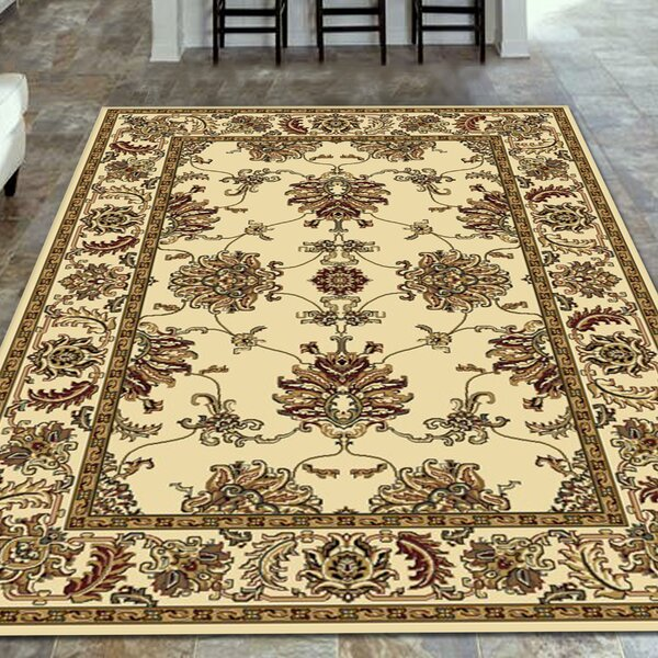 Jacksonville Ivory Area Rug by The Conestoga Trading Co.