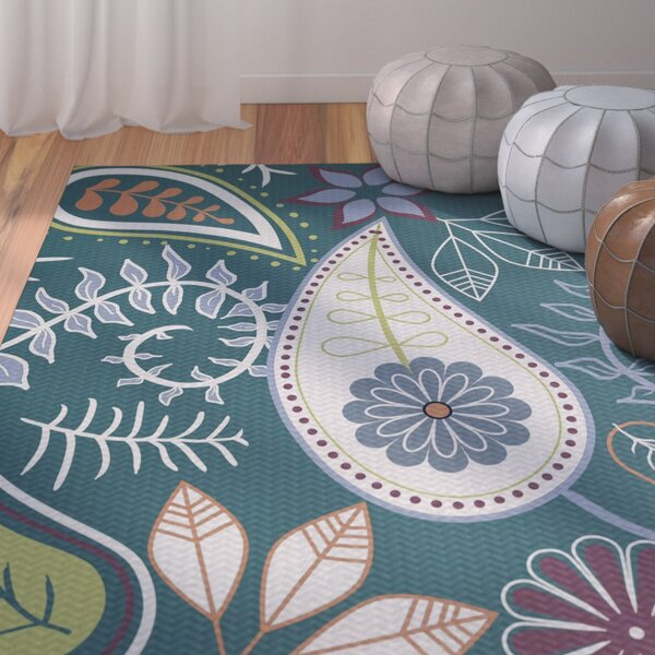 Vinoy Indoor/Outdoor Area Rug by Bungalow Rose