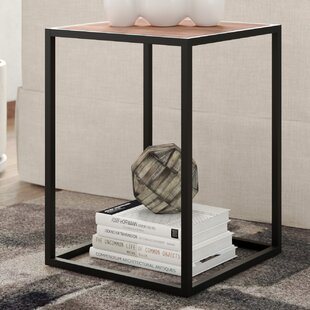 Robitaille End Table by Wrought Studio