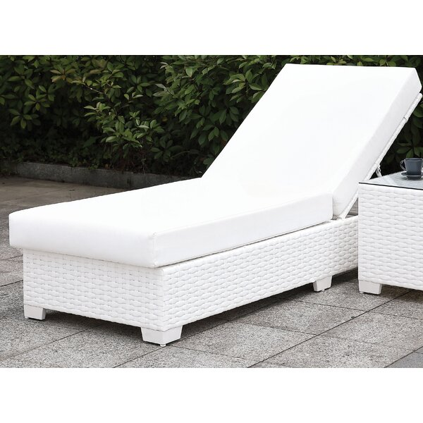 Kuhn Modular Chaise Lounge by Rosecliff Heights