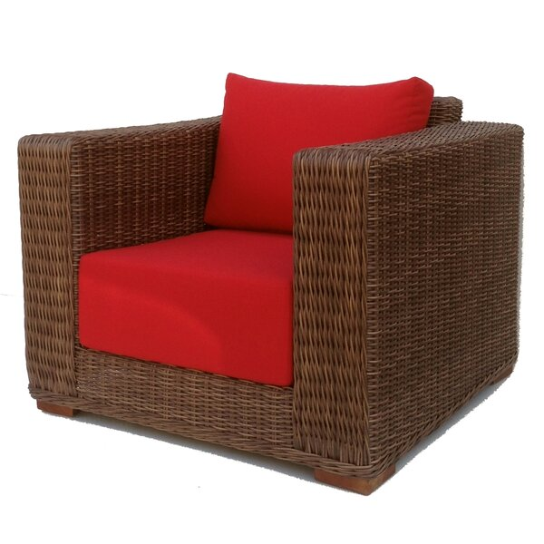 Santa Barbara Lounge Chair with Cushions by ElanaMar Designs