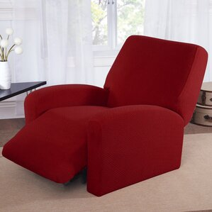 Box Cushion Recliner Slipcover & Recliner Slipcovers Youu0027ll Love | Wayfair islam-shia.org