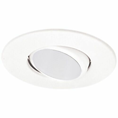 Gimbal Ring Deep Baffle 4 LED Recessed Trim by Elco Lighting