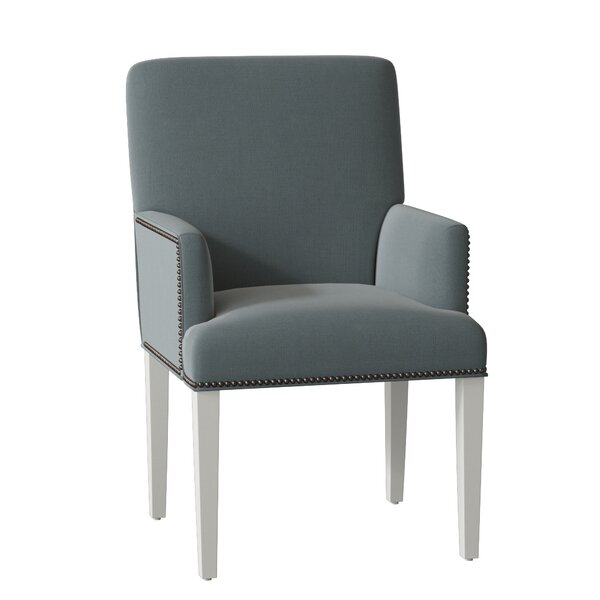 Dartmouth Upholstered Dining Chair by Sloane Whitney Sloane Whitney