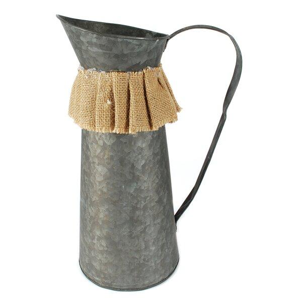 Tin Pot Planter (Set of 2) by Blossom Bucket