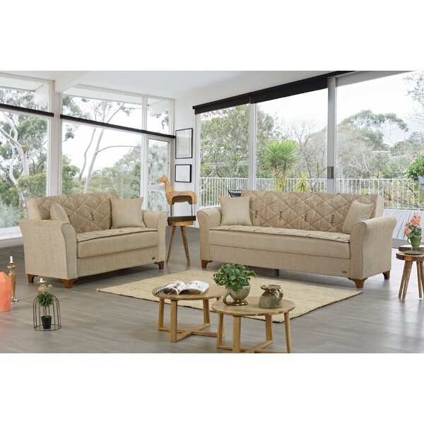 Mccleskey Sleeper Living Room Set by Red Barrel Studio