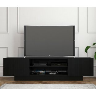 Inexpensive Persephone TV Stand for TVs up to 78 ByEbern Designs