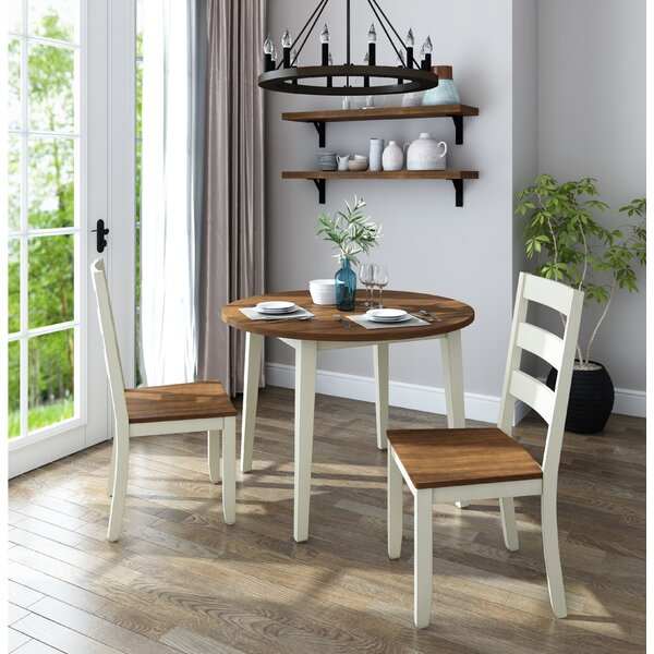 Dallastown 3 - Piece Dining Set By August Grove