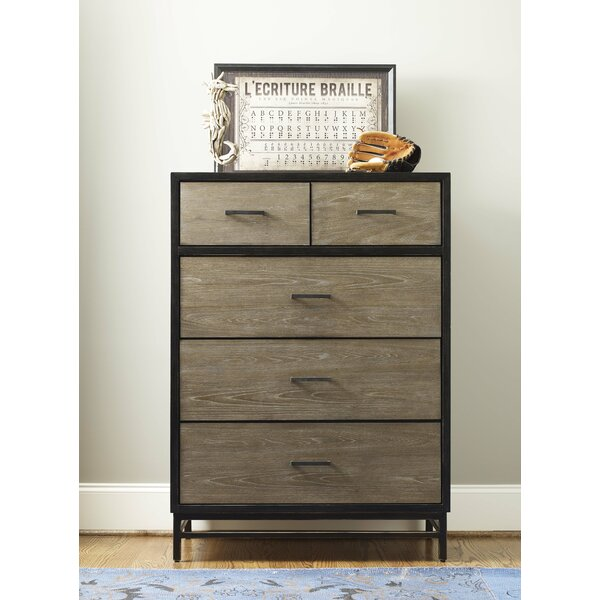 Appling Modern 5 Drawer Chest by Greyleigh