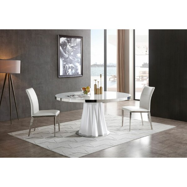 Smithville Dining Table by Everly Quinn