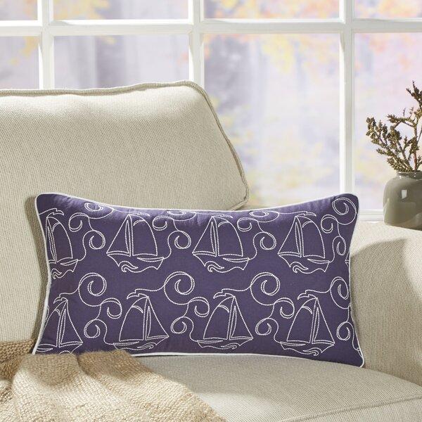 Sweet Fleet Lumbar Pillow Cover by Birch Lane Kids™