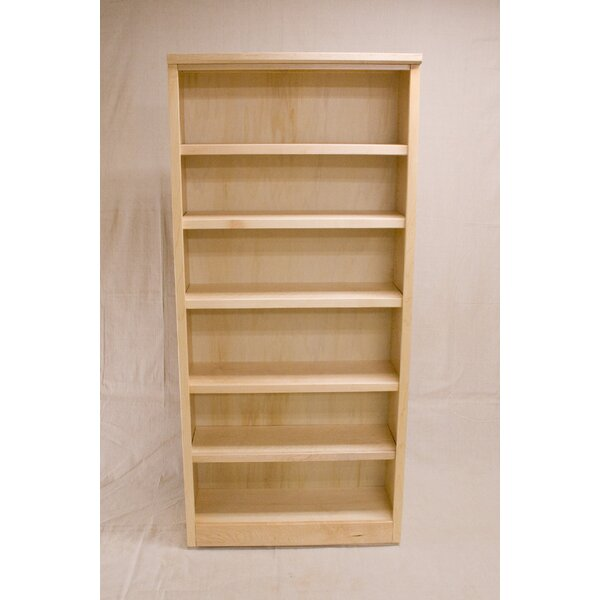 Curtin 3 Shelf Urban Maple Standard Bookcase By Darby Home Co