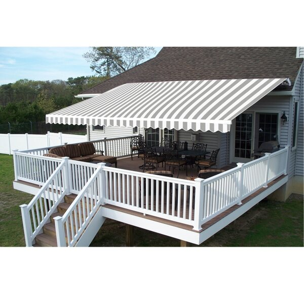 Retractable Patio Awning by ALEKO
