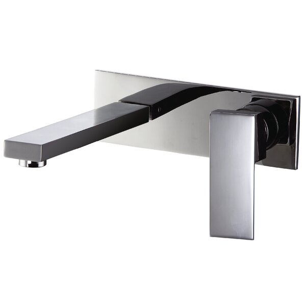 Wall Mounted Single Lever Bathroom Faucet by Dawn