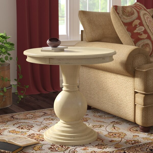 Rider End Table by Alcott Hill