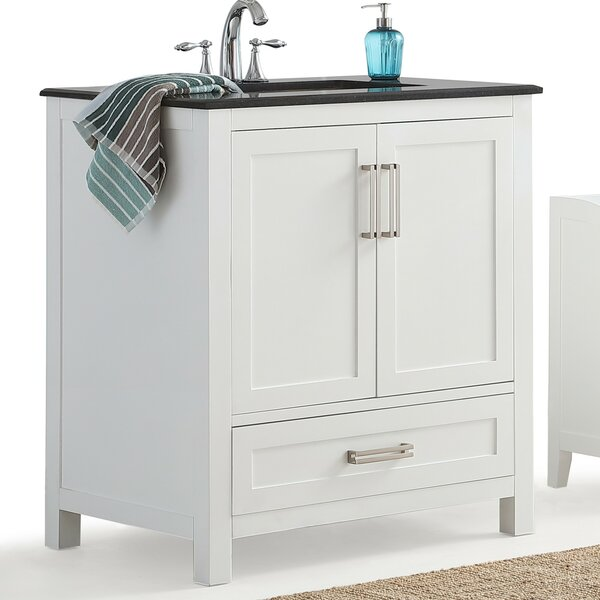 Evan 31 Single Bathroom Vanity Set by Simpli Home