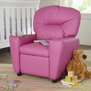 Candy Kids Recliner with Cup Holder & Kidsu0027 Recliners islam-shia.org