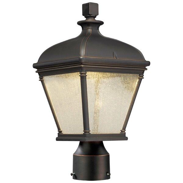 Lauriston Manor Outdoor 1-Light Lantern Head by Great Outdoors by Minka