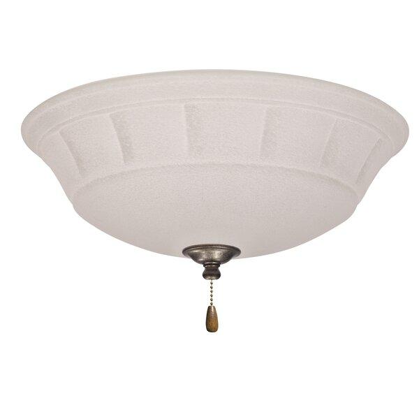 3-Light Ceiling Fan Light Kit by Darby Home Co