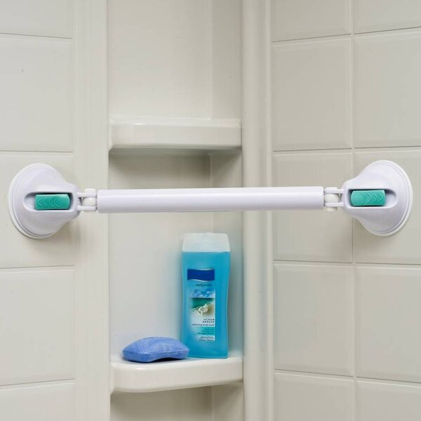 Safe-er-Grip Corner Balance Grab Bar by MHI