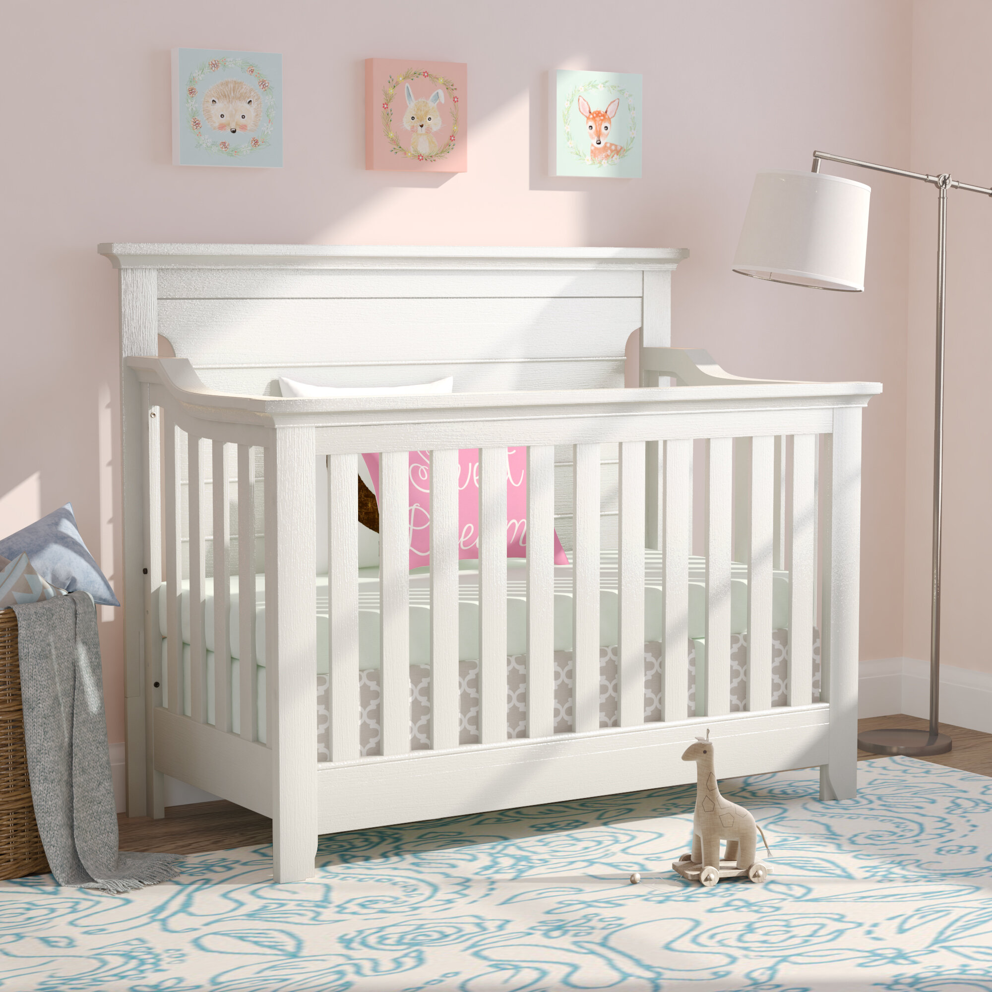 cribs and imagio amazon combo chocolate changing com in baby table dp crib changer with montville convertible