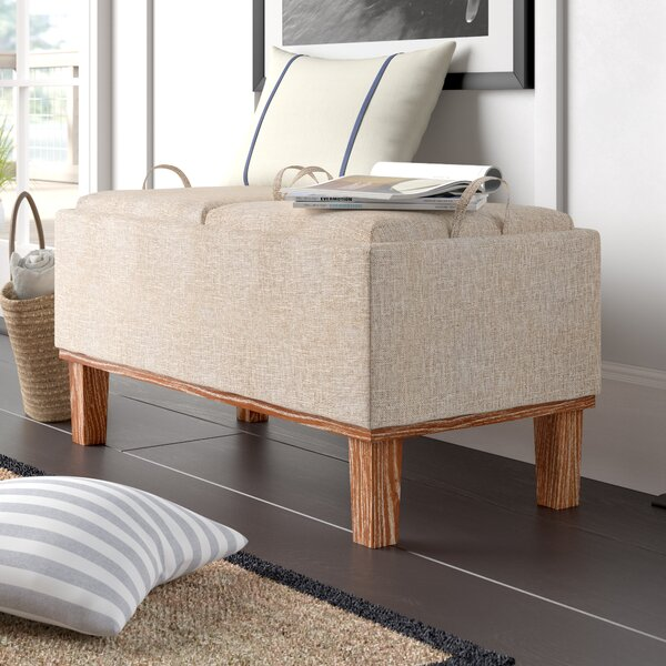 Lought Storage Ottoman by Highland Dunes