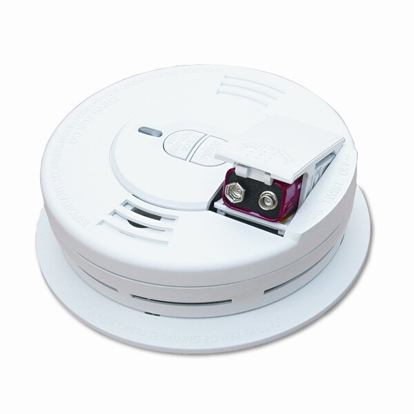 Front-Load Smoke Alarm WidthMounting Bracket by Kidde